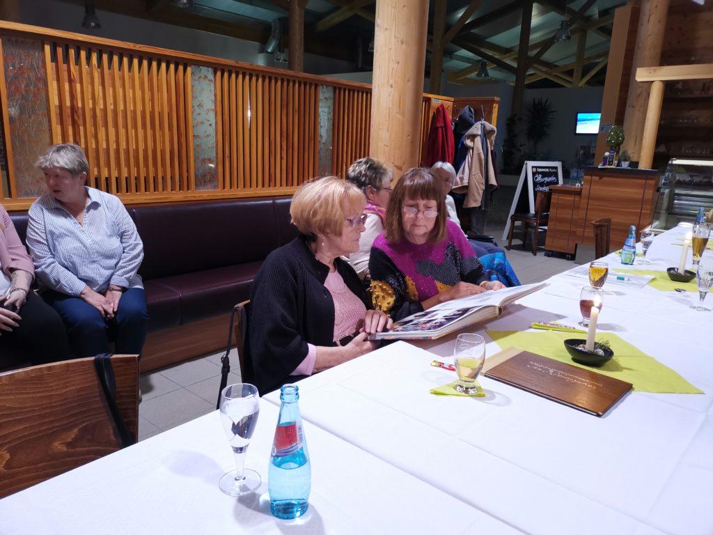 2019 – Arbeitstreffen der RG15 in der Kurparkhalle