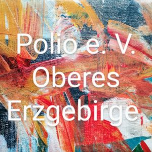 Das Bild zeigt das Deckblatt des ersten Bandes der Chronik unserer Regionalgruppe 15 im Polio e.V.